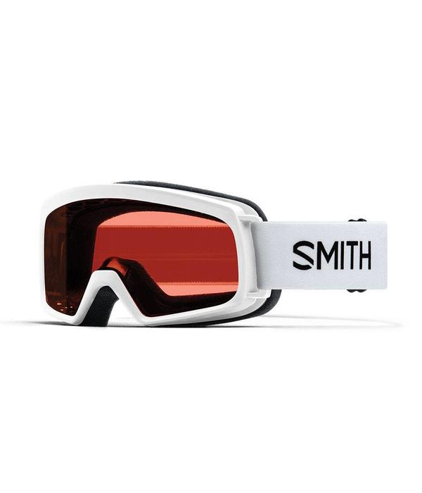 SMITH RASCAL GOGGLES - WHITE/RC36 - YOUTH SMALL