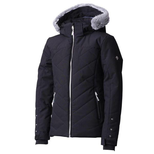 JUNIOR GIRL'S SAMI JACKET - BLACK