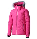 DESCENTE JUNIOR GIRL'S SAMI JACKET - PINK/BLACK
