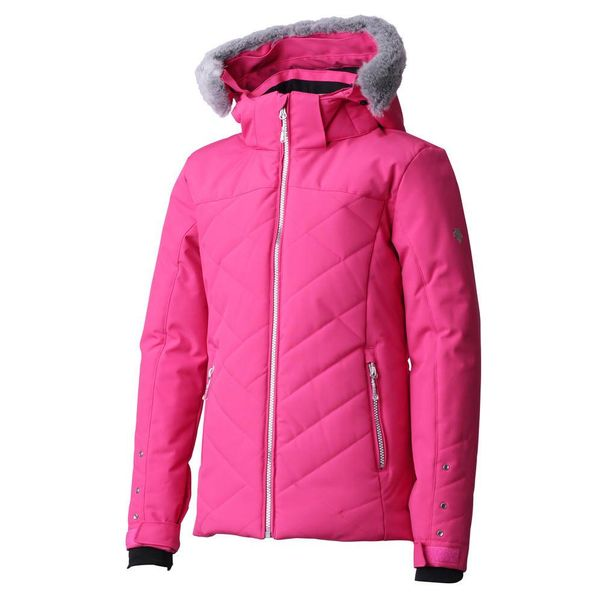 JUNIOR GIRL'S SAMI JACKET - PINK/BLACK