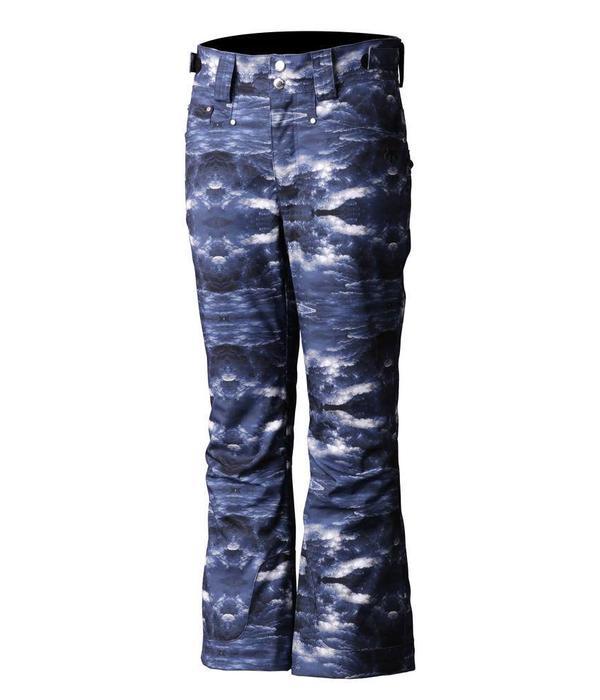 DESCENTE JUNIOR GIRL'S SELENE PANT - BLACK PRINT