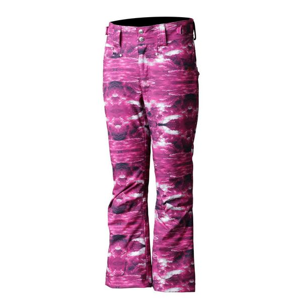 JUNIOR GIRL'S SELENE PANT - PINK PRINT