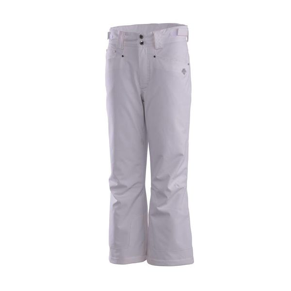 JUNIOR GIRL'S SELENE PANT - WHITE