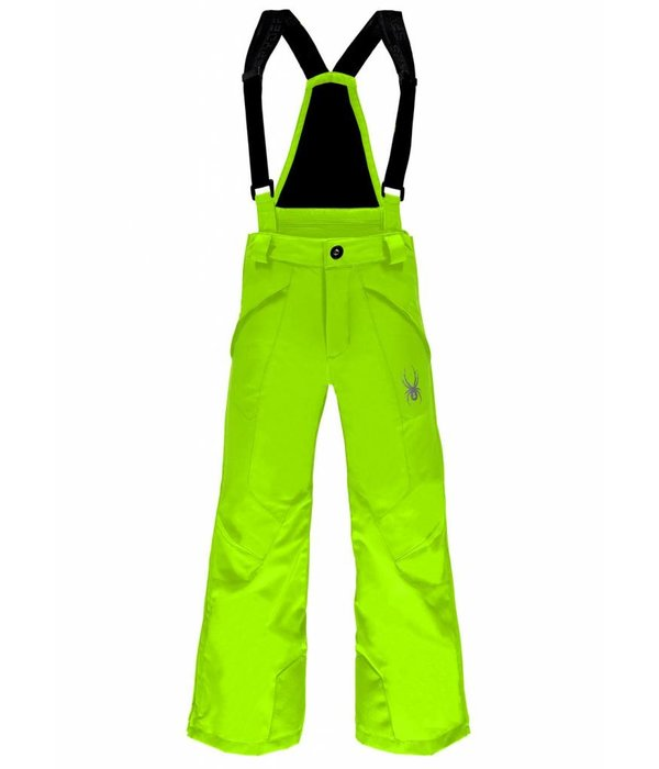 BOY'S FORCE PANT BRYTE GREEN 18