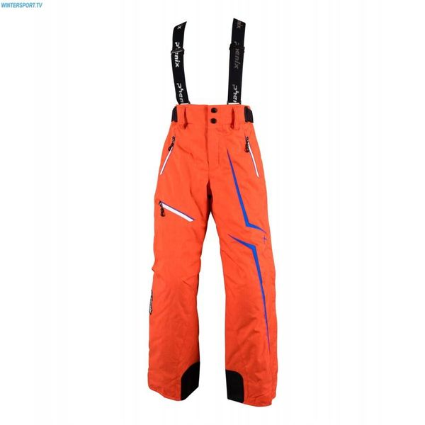 NORWAY TEAM PANT RED SIZE 18
