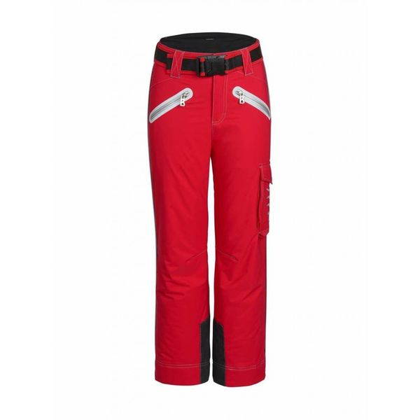 TILO2 B STRETCH PANT - RED - XXL/14