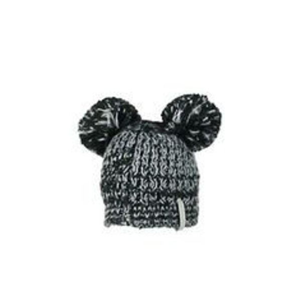 MIMI KNIT HAT - BLACK - TEEN