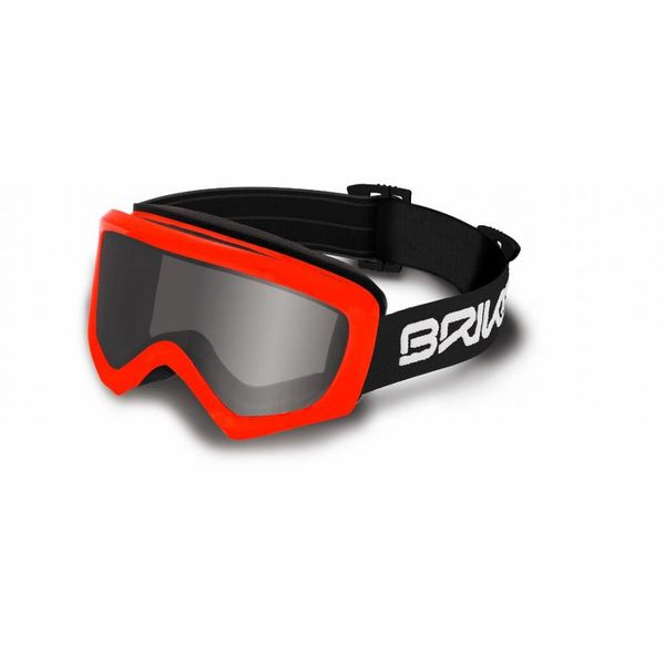 GEYSER GOGGLE - MATTE ORANGE FLUO