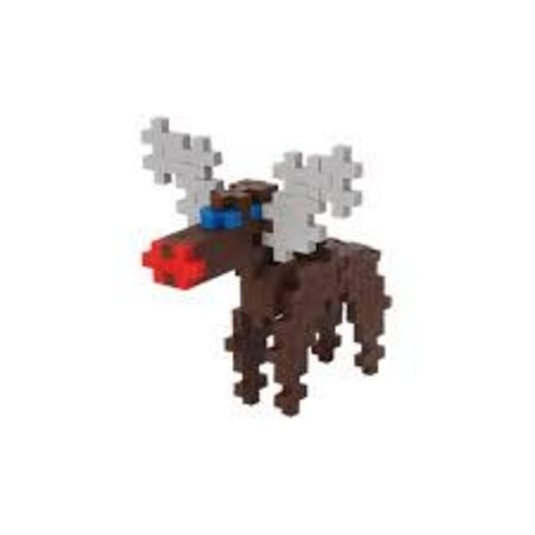 REINDEER PLUS-PLUS TUBE