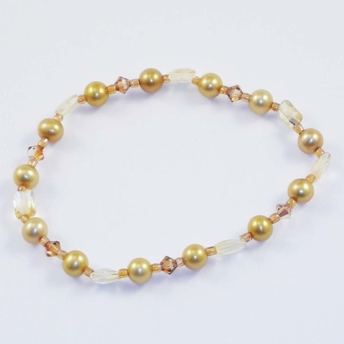 PEARL AND FACETED CITR