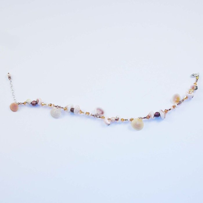 MULTI SHELL ANKLET