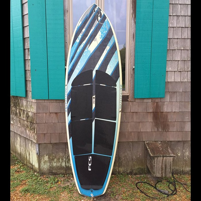 USED SURFFISH 8'6""