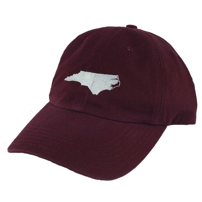 NC LOGO DAD CAP
