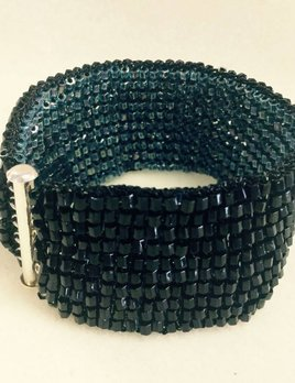 3/27 6-9pm Reversible Knitted Bracelet Class - Andrea Wong