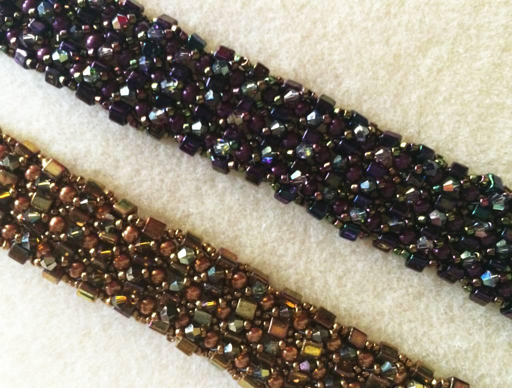 All That Glitters Bracelet Instructions & Materials Kit
