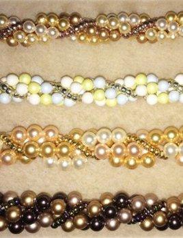 Ribbons Bracelet Instructions & Materials Kit