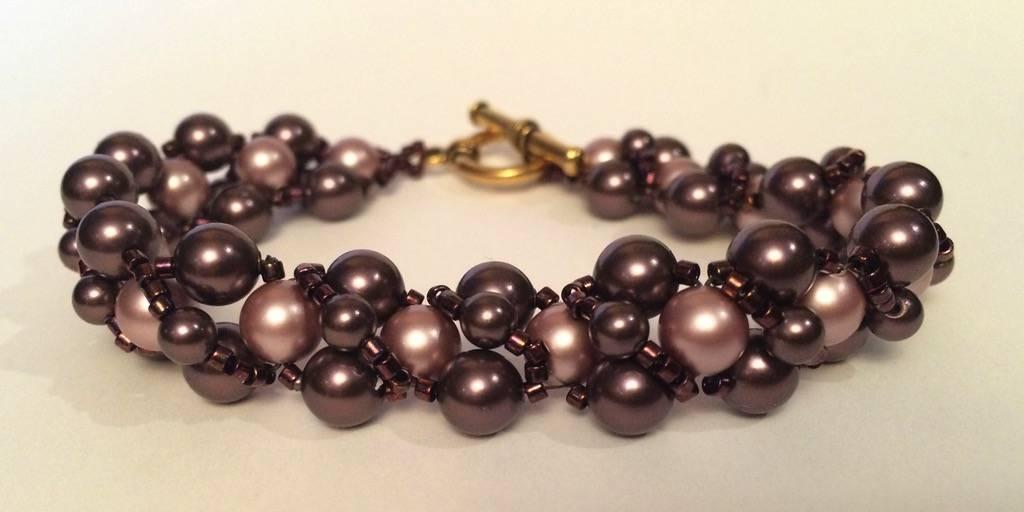 Elegant Pearls Instructions & Materials Kit