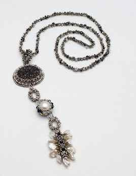 Amy's Long Pendant Necklace Materials Kit