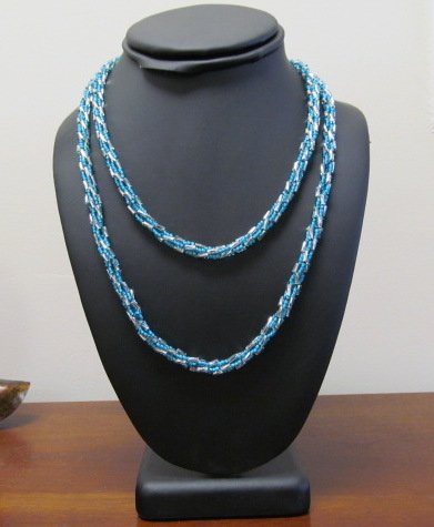 Turkish Bead Crochet Necklace Kit