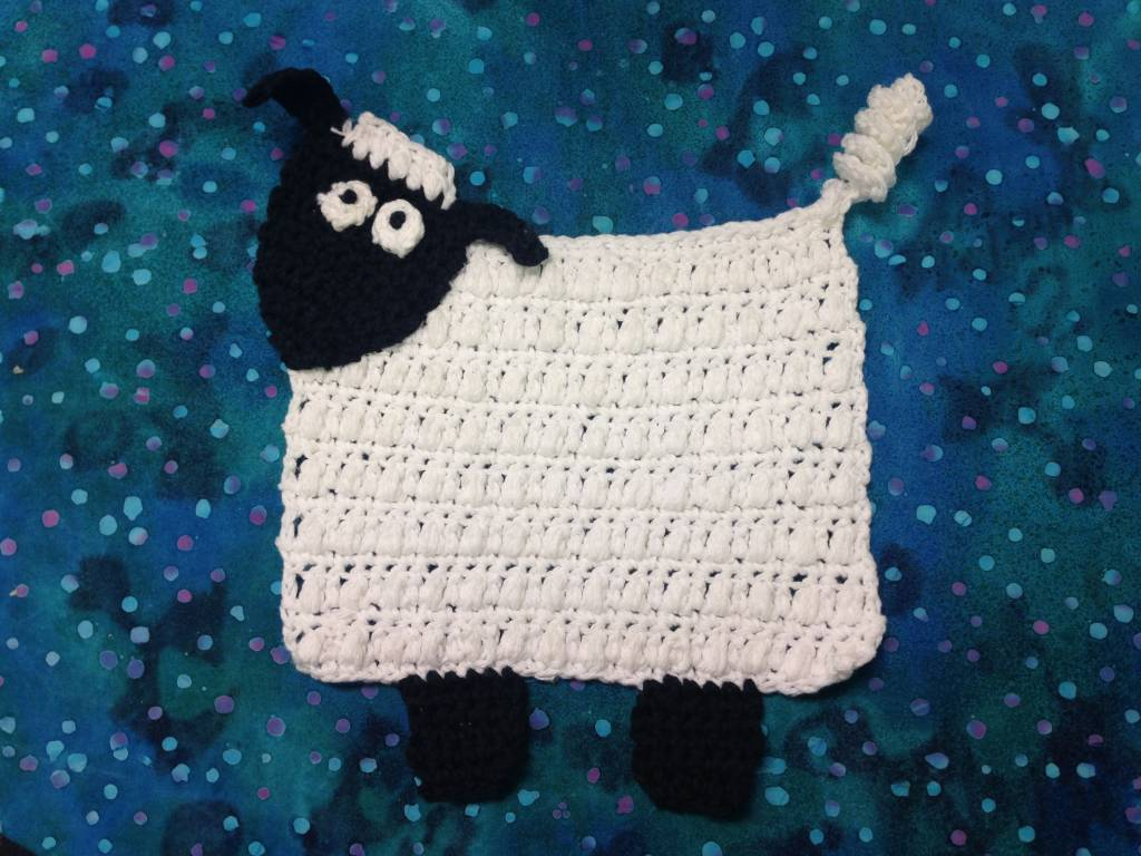 3/20 6-9pm Month by Month Dishcloths - March