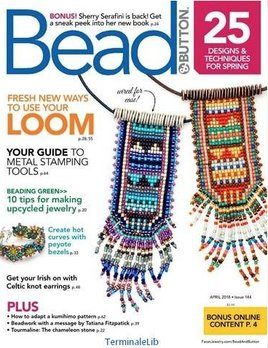 Magazines & Books MB MAGZ Bead & Button - 2018 04 April
