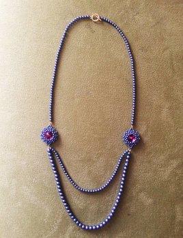Peacock Pearls Instruction & Materials Kit
