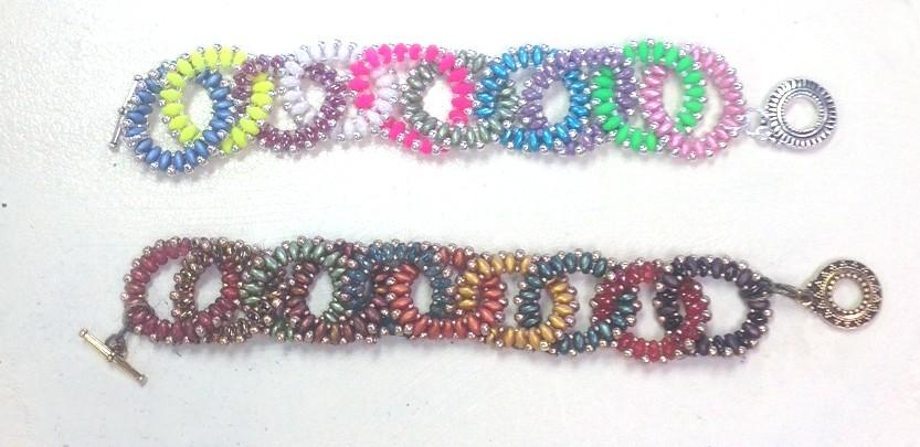 8/27 6-9pm Whirling Duos Bracelet Instruction - Karen Ebert