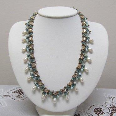 7/31 6-9pm Omora Necklace