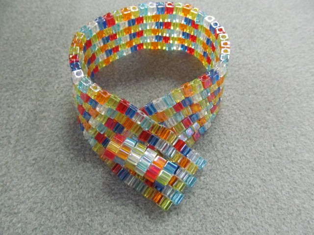 10/02 6-9pm Joy Squared Bracelet - Linda Fabbro