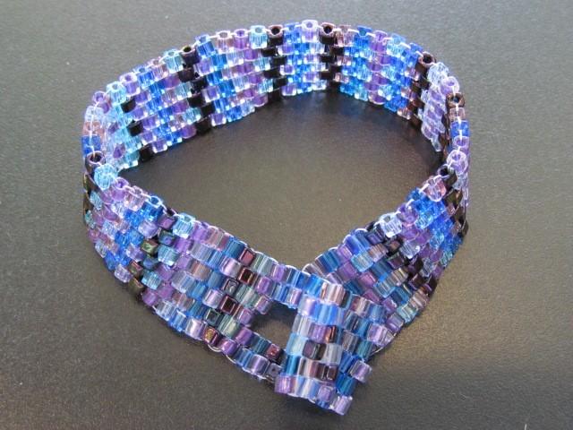 Joy Squared Bracelet Class Kit - Cube Beads