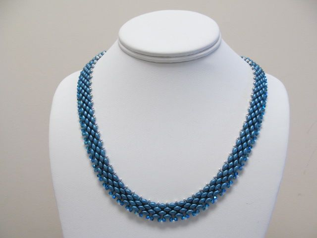 11/05 6-9pm Silky Elegance Necklace