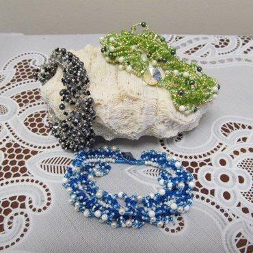 10/25 6-9pm Twist of Sparkle Bracelet