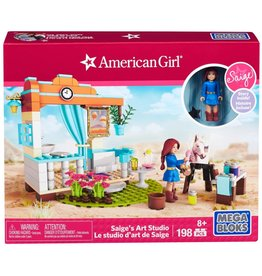 Mattell American Girl - Saige's Art Studio