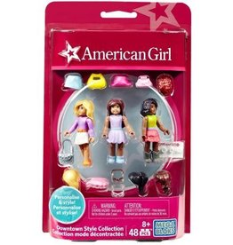 Mattell American Girl - Downtown Style Collection