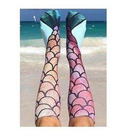 Living Royal Mermaid Knee High Socks