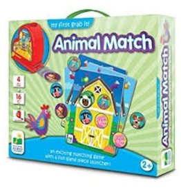 Learning Journey MFGI - Animal Match