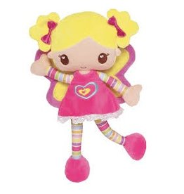 Adora Plush Fairy - Pink Dress
