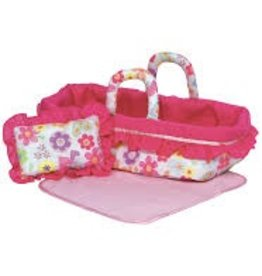 """Adora Baby Bed - 12"""" Doll"""