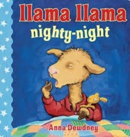 Kids Preferred Llama Llama Nighty Night - Board Book