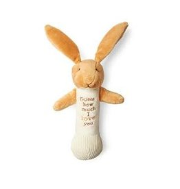 Kids Preferred GHMILY - Nutbrown Hare Stick Rattle