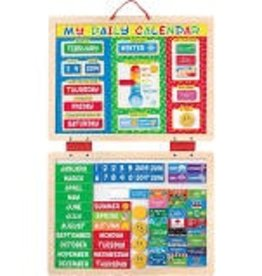 Melissa & Doug My Daily Magnetic Calendar