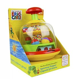 Kids Preferred EC Push & Spin Popper Toy