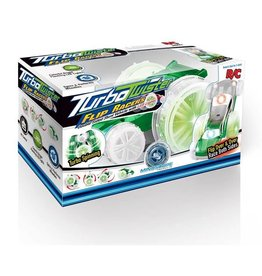 Mindscope Turbo Twister Flip Racer Silver/Green
