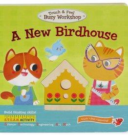 Cottage Door Press A New Birdhouse