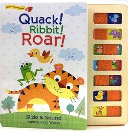 Cottage Door Press Quack Ribbit Roar