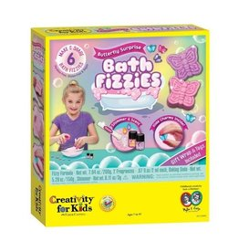 Faber Castell Butterfly Surprise Bath Fizzies