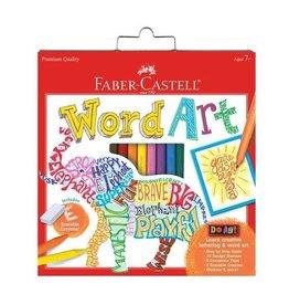 Faber Castell Do Art Word Art