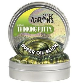 "Crazy Aaron's Putty Super Oil Slick Illusions 4"" Tin"