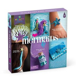 Ann Williams Craft-tastic I Love Mermaids Kit