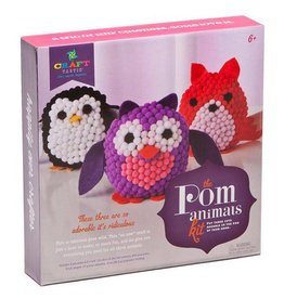 Ann Williams Pom Stuffed Animals Kit